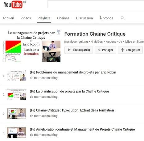 Formation Chaîne Critique - Série de brèves vidéos récapitulatives | YouTube | Chaîne Critique | Scoop.it