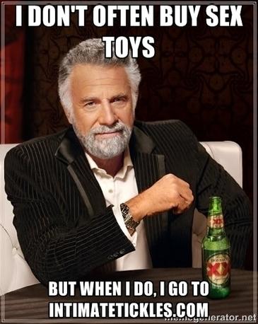 I Don't Often Buy Sex Toys But When I Do, I Go To… | adult sex toys | Scoop.it