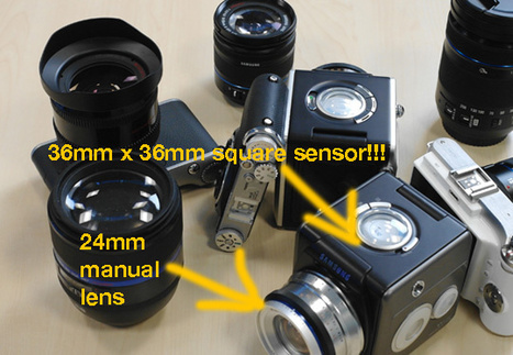 EXCLUSIVE: Samsung goes medium format! Canon and Nikon should be worried! | medium format digital photography | Scoop.it