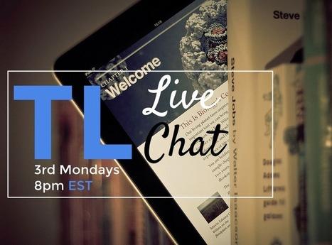 TL Virtual Cafe - TL News Night | 21st Century School Librarian | Scoop.it