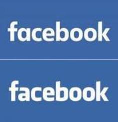 Facebook : saurez-vous faire la différence entre l'ancien et le nouveau logo ? | TIC et TICE mais... en français | Scoop.it