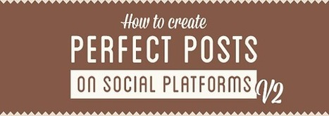 Comment optimiser ses publications sur les réseaux sociaux ? | Marketing 2.0 - Le blog de l'agence You to You | Veille et Community Management 2.0 | Scoop.it