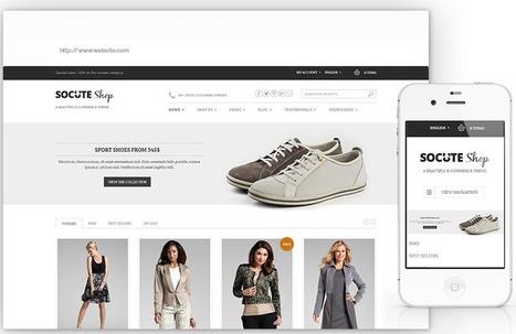 Socute – Multi-Purpose e-Commerce Theme | wordpresstemplates | Scoop.it