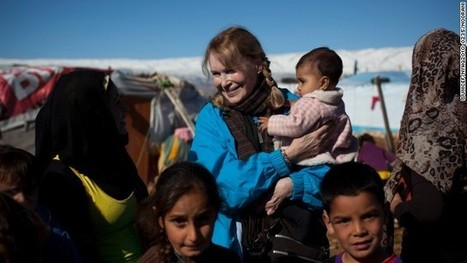 Mia Farrow: Don't let Syria's children die   Foreign Affairs   Scoop.it