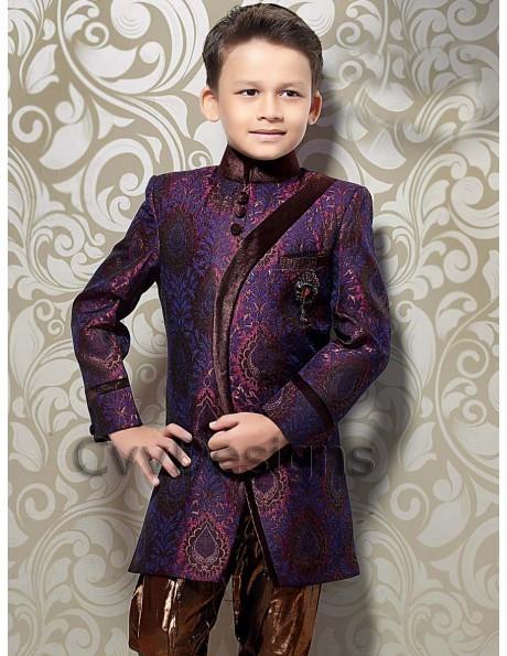 Buy Kid's Wear Sherwani | shopping | Scoop.it