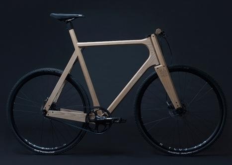 Wooden Bicycle : la rencontre entre le bois et l'impression #3D | Vous avez dit Innovation ? | Scoop.it