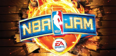 NBA JAM by EA SPORTS 02.00.14 APK+ Data For Android ~ MU Android APK | nba jam | Scoop.it