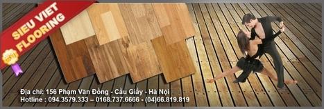 SÀN GỖ TỰ NHIÊN - Sàn Gỗ Siêu Việt | Công ty mua bán sàn gỗ Siêu Việt | Scoop.it