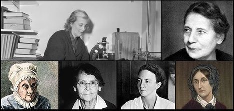 Ten Historic Female Scientists You Should Know   K-12 School Libraries   Scoop.it