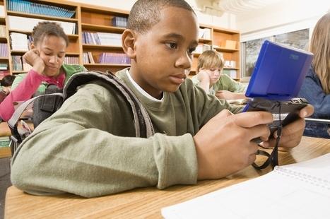 Gamification y realidad aumentada en educación online | Noticias EducaciOnline | Internet - Tecnologia | Scoop.it
