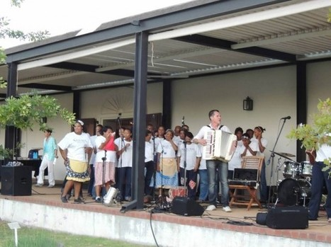 South Africa – Outstanding Music and Wine at Solms-Delta | Vitabella Wine Daily Gossip | Scoop.it