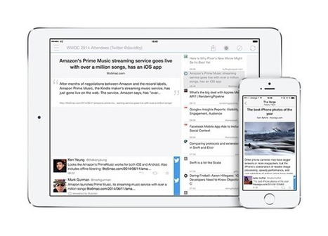 OneReader: all your news streams | RSS Circus : veille stratégique, intelligence économique, curation, publication, Web 2.0 | Scoop.it