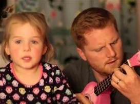 Daddy-daughter duet is the sweetest little bedtime song - Today.com (blog) | Baby Lullabies and Meditation | Scoop.it