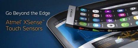 C'est pour bientôt, les écrans tactiles XSense de Atmel sur nos mobiles. | mlearn | Scoop.it