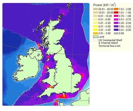 Le marché britannique de l'hydrolien attire les acteurs internationaux - mer-veille.com | EMR | Scoop.it