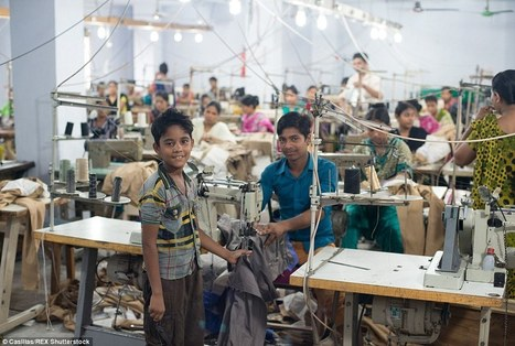 Inside the horrific unregulated sweatshops of Bangladesh | Ethical Fashion | Scoop.it