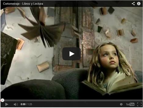Algunos vídeos con animación a la lectura | lectura | Scoop.it