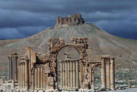 La belleza de Palmira | LVDVS CHIRONIS 3.0 | Scoop.it