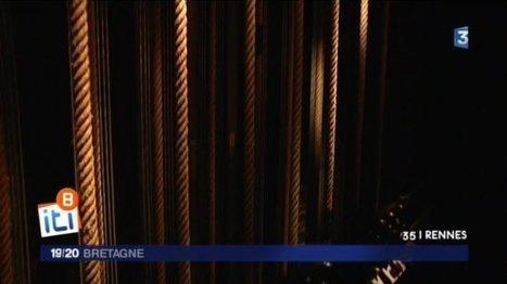 A l'opera de Rennes, la préparation, c'est déjà le spectacle - France 3 Bretagne | Opéra de Rennes | Scoop.it