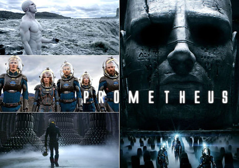 'Prometheus' Sequel Expected In 2014 Or 2015; 'Ted 2' & Another 'American Pie' Film Could Be In The Works | AIDY Reviews... | Scoop.it