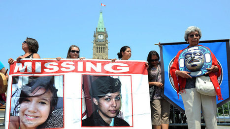 RCMP questions claim of 600 missing aboriginal women - Canada - CBC News | Portuguese Cross | Scoop.it