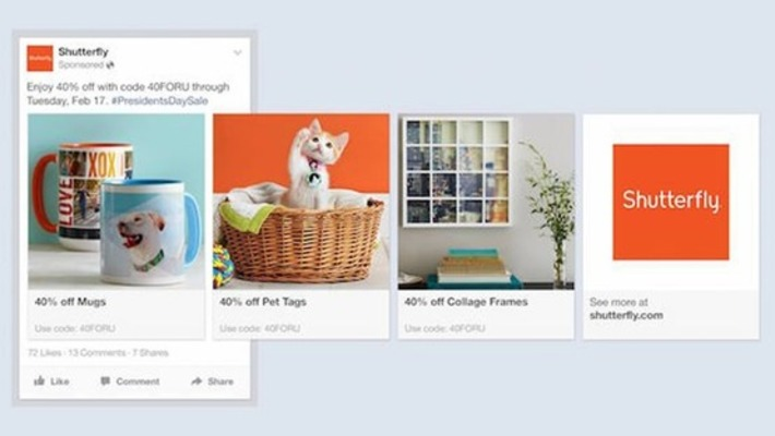 Why Google Should Fear Facebook's New Product Ads: Social network's targeting threatens retail search dominance | A Marketing Mix | Scoop.it