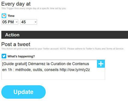 5 façons de continuer à publier sur twitter quand vous êtes en congés | Médias sociaux & web marketing | Scoop.it