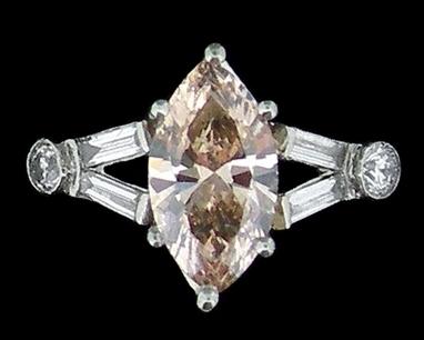 Pink diamond engagement ring Cork   Engagement Rings 2013   Scoop.it