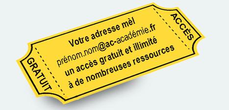 Petit Récapitulatif des ressources, gratuites & accessibles #AvecMonAdresseMelAcademiqueJaccedeA | Web2.0 et langues | Scoop.it