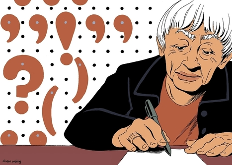 Teaching Writing Is Impossible. Leave It to Ursula Le Guin! - Slate Magazine | Teaching Creative Writing | Scoop.it