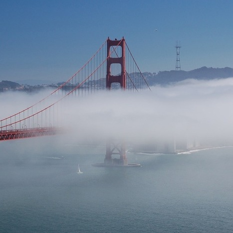 Time-Lapse Video of San Francisco Fog Is Your Moment of Zen | Social Media Spoon | Scoop.it