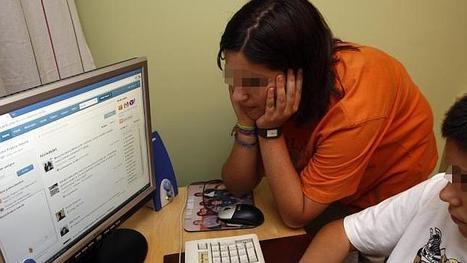 ¿De qué hablan padres e hijos en Facebook? | Comunicación en la adolescencia | Scoop.it
