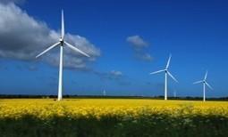2014, année des records de production éolienne en Europe ? | Eolien en bref | Scoop.it