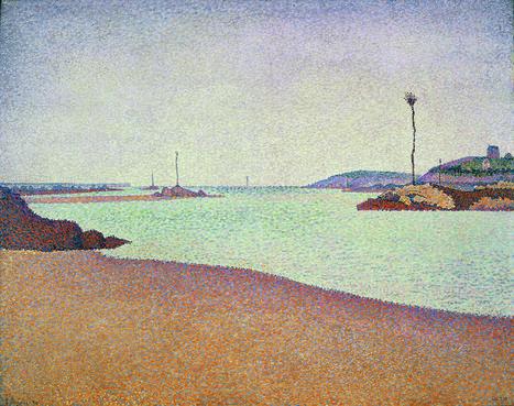 Les paysages sensibles et vibratoires de Paul Signac à la Fondation de l'Hermitage | J'écris mon premier roman | Scoop.it