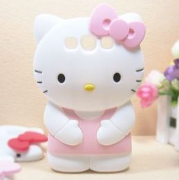 Samsung Galaxy S3 : Hello Kitty with Pink bow Samsung S3 case | Apple iPhone and iPad news | Scoop.it