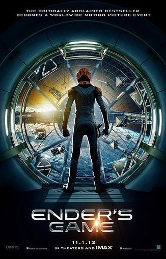 Ultimate 3D Movies: Ender's Game - First Visually Stunning Trailer [IMAX - Nov 2013] | Coolest Things Ever | Scoop.it