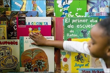 Building ELLs' Literacy Early Is Crucial | ¡CHISPA!  Dual Language Education | Scoop.it