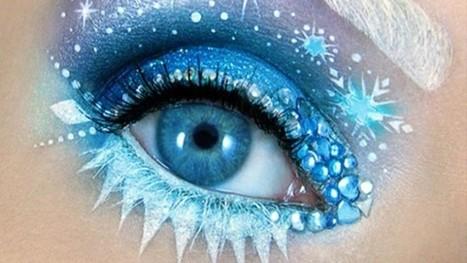 El arte se cuela en los ojos: Obras maestras del maquillaje (Fotos) - Informe21.com (Sátira) | fashion | Scoop.it