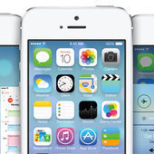 iOS 7: Overview of New Features | The Mac Lawyer | Scoop.it