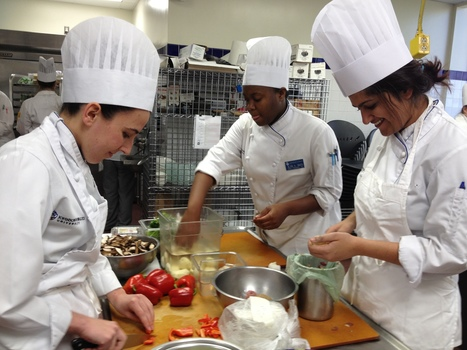 Food as Medicine: Doctors and Chefs Training Together | Diary of a serial foodie | Scoop.it