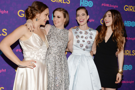 """Girls"" Gone Mild? Lena Dunham Keeps Clothes on at Third Season Premiere - New York Observer 