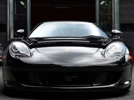 Porsche Carrera GT by Carlex Design - CarBuzz - Car News and Reviews | Racing | Scoop.it