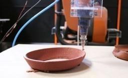 A la découverte des matériaux d'impression 3D : Céramiques et matériaux organiques | NUMERIQUE I GEEK | Scoop.it