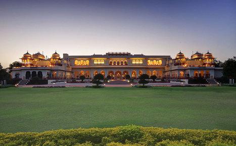 Wedding Lawns - Jaipur | Indian Weddings | Scoop.it