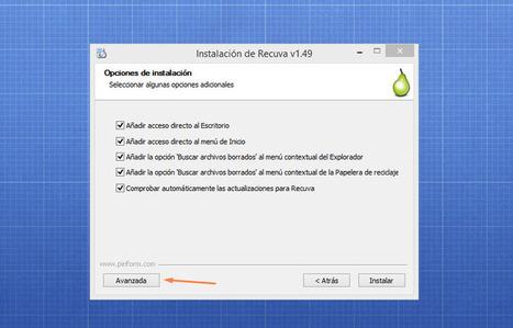 Recuperar archivos borrados con Recuva | Tic, Tac... y un poquito más | Scoop.it