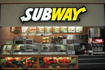 Il senso di Subway per l'ambiente - azfranchising | franchising | Scoop.it