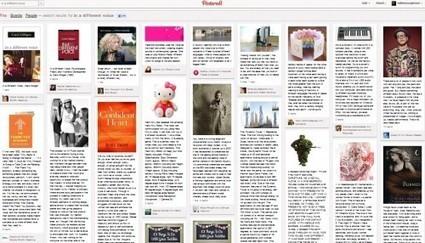 Pinterest and Feminism » Cyborgology | Exploring Feminism | Scoop.it