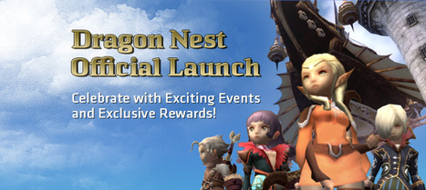 Dragon Nest | The Fastest Online Action RPG! | how is teaching downloads dragon nest | Scoop.it