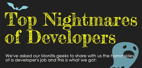 Top Nightmares of Developers [Infographic] | Big Data and NoSQL Daily | Scoop.it