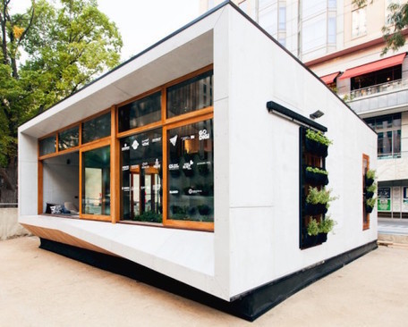 Australia's first carbon-positive prefab house produces more energy than it consumes | GMOs & FOOD, WATER & SOIL MATTERS | Scoop.it